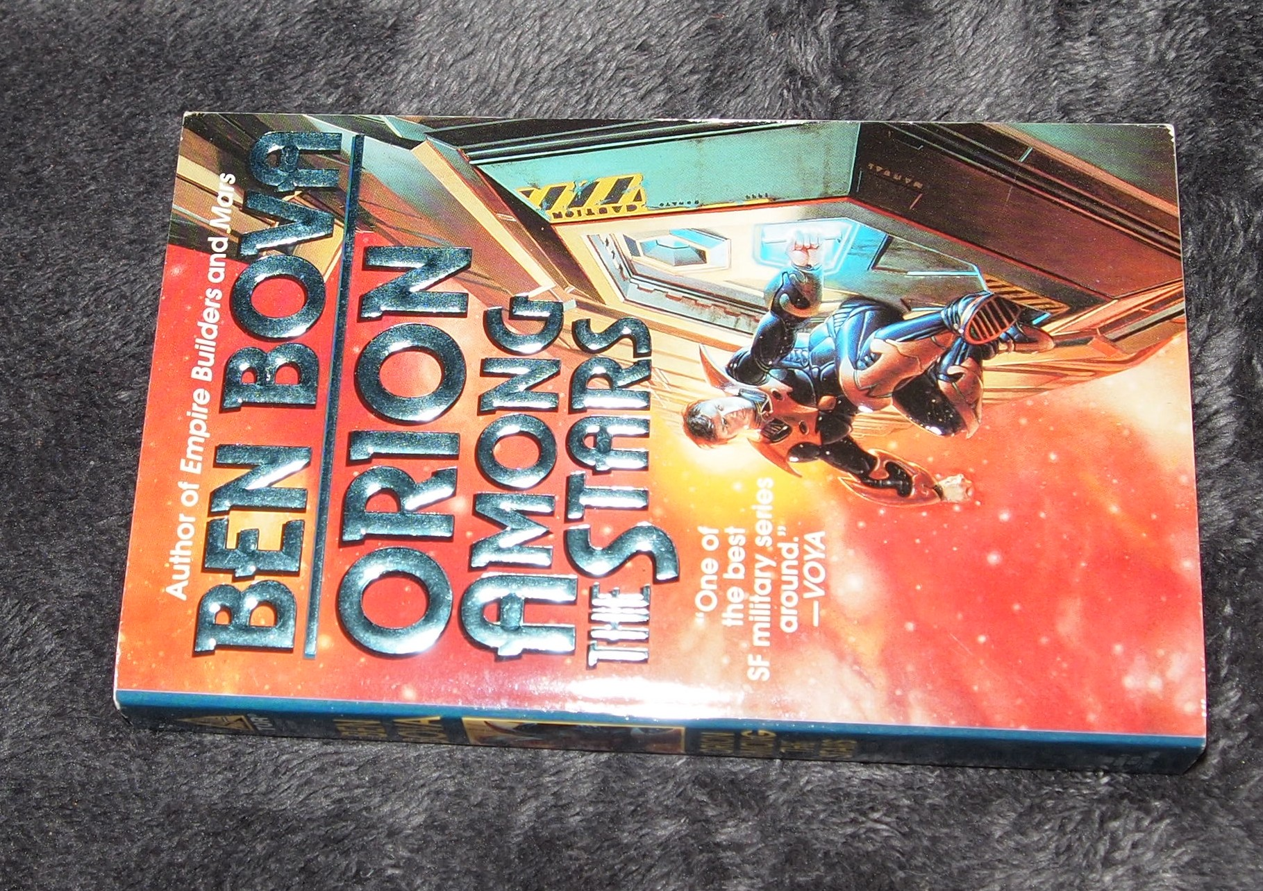 New Frontiers by Ben Bova (2014 Hardcover) 1st edition with Dust Jacket Like New